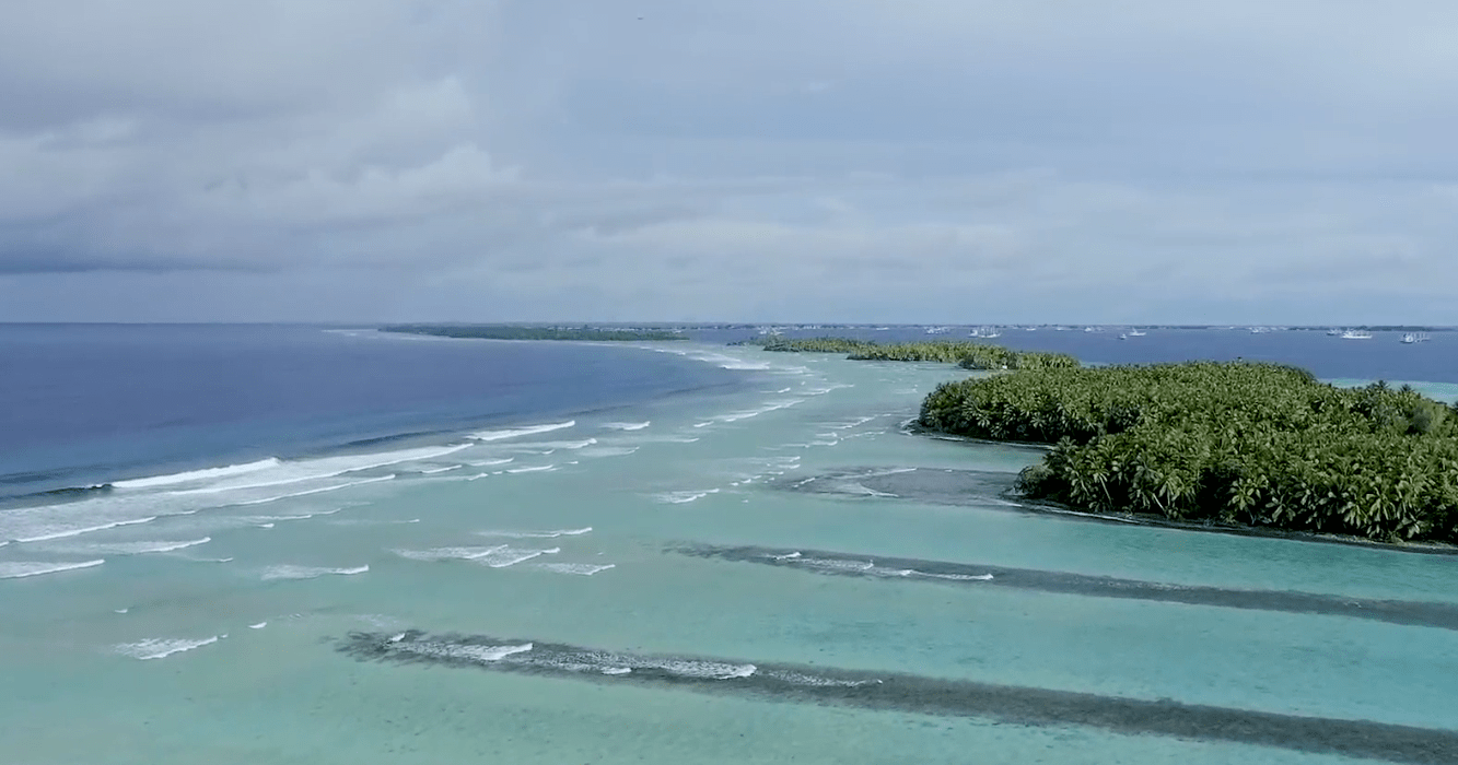 Pacific Atoll Nations Call For Action