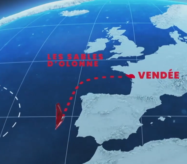 Vendée Globe on Schedule