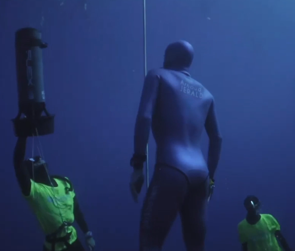 Freediving Records Smashed