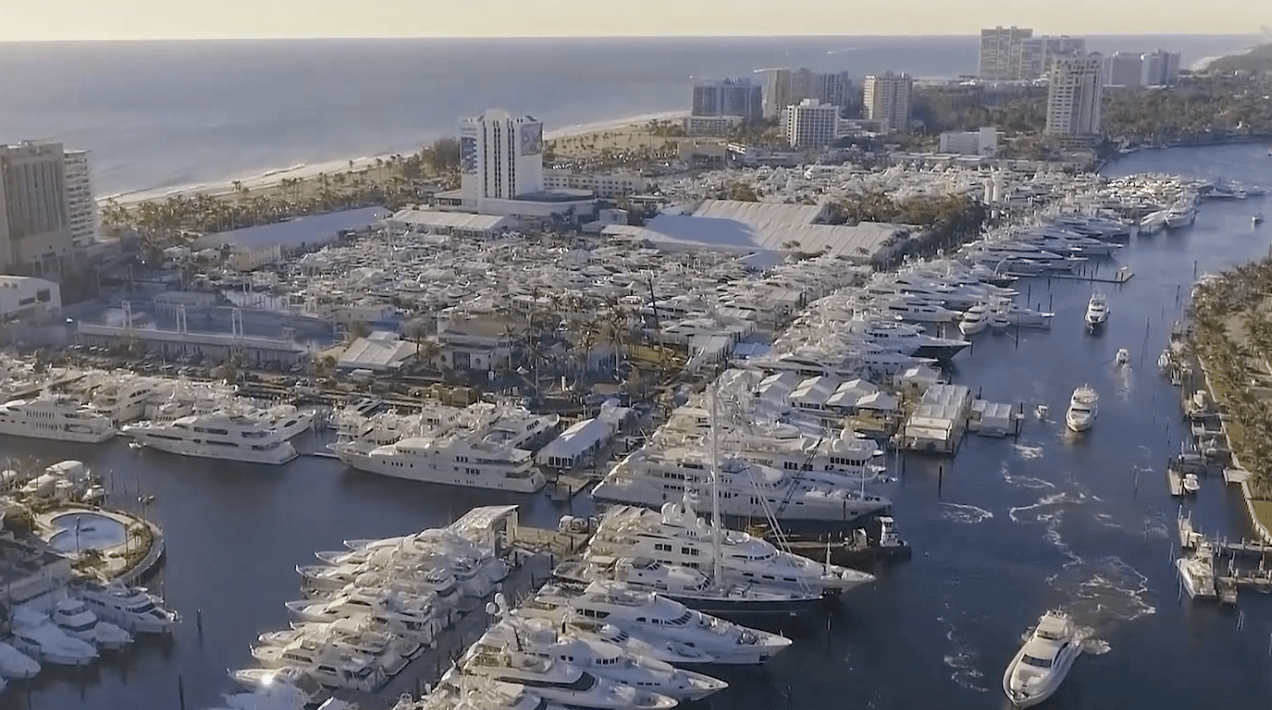 Fort Lauderdale Boat Show 2021