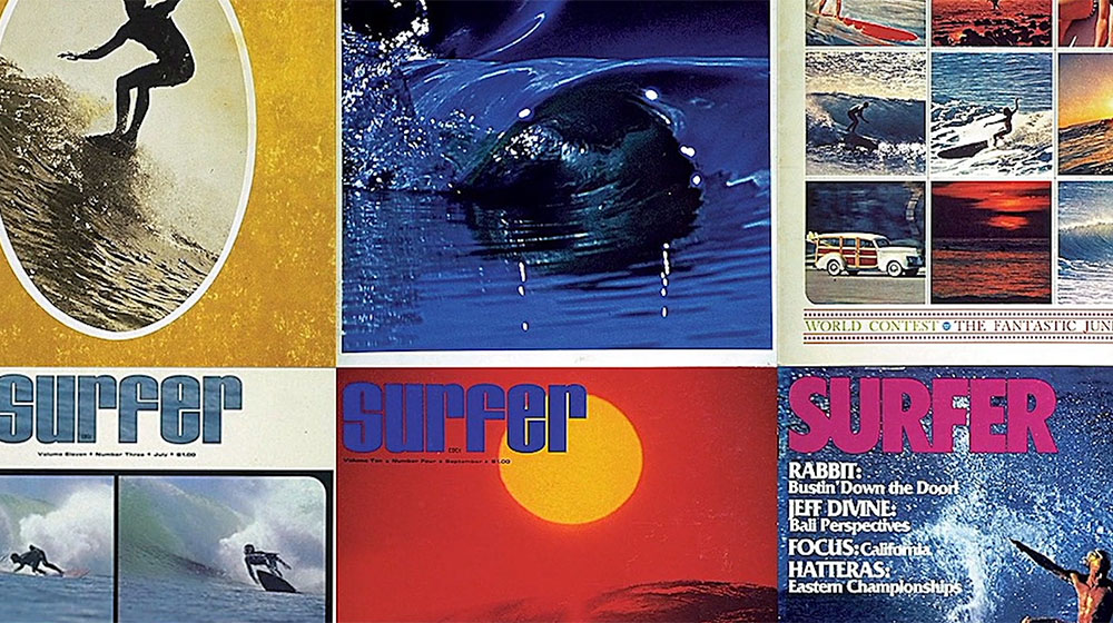 Surfer Magazine Closes After 60 Years