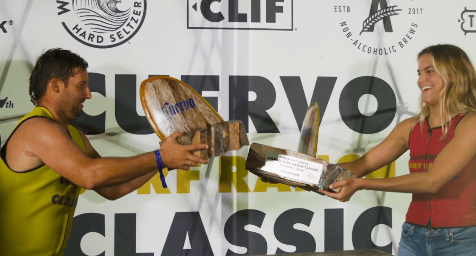 WSL Pros Back For Cuervo Surf Ranch Classic