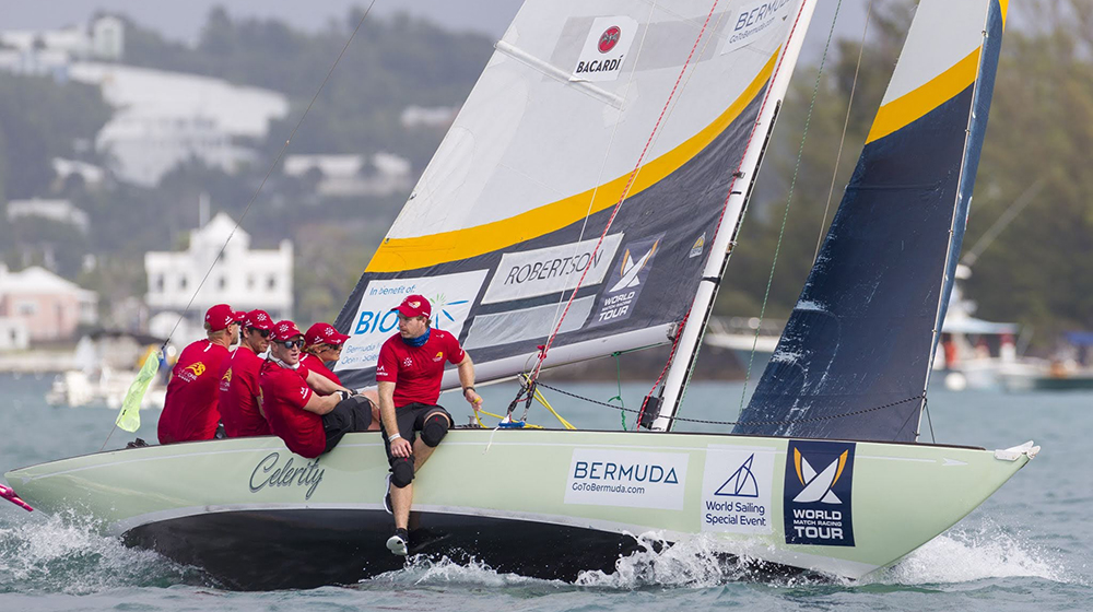 Daily Updates from the Bermuda Gold Cup