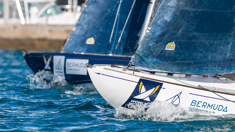 70th Bermuda Gold Cup, 2020 Open Match Racing Worlds - Final Day