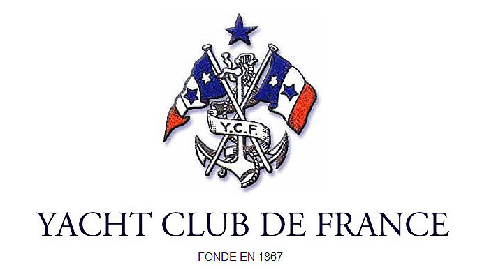Logo de Yacht Club de France