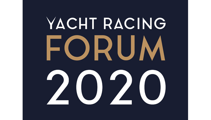 Logo de Yacht Racing Forum 2019