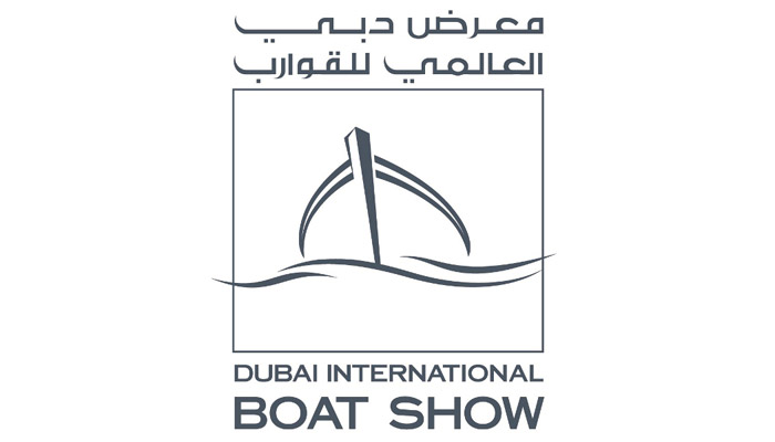 Logo de Dubai International Boat Show