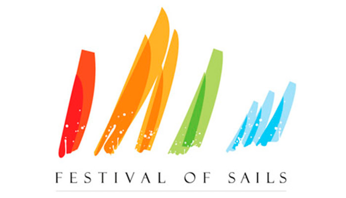 Logo de Festival of sails