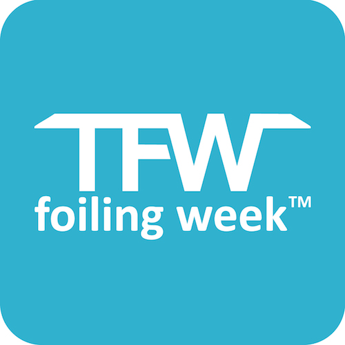 Logo de The Foiling Week