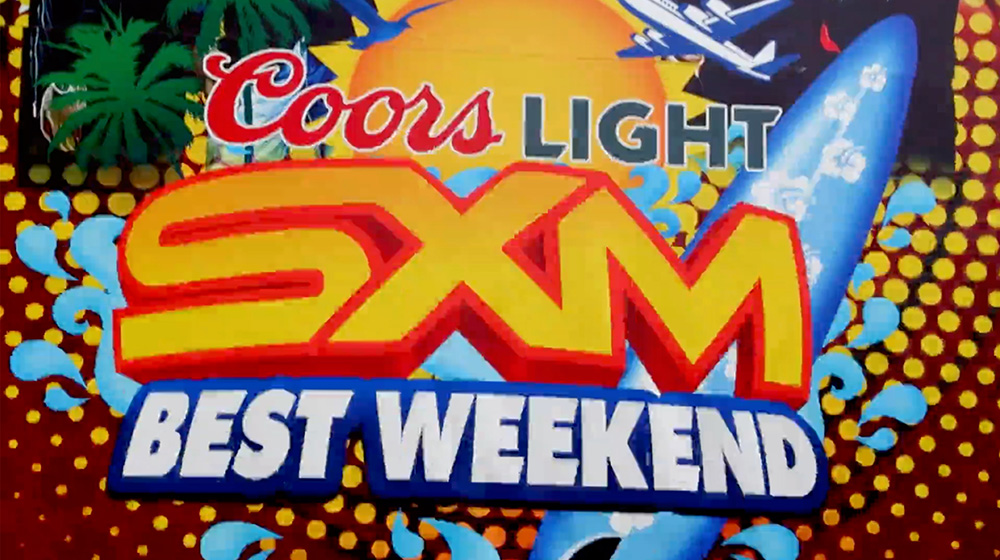 SXM Best Weekend
