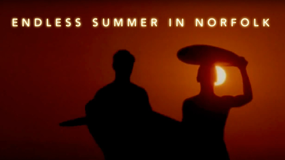 Endless Summer In Norfolk