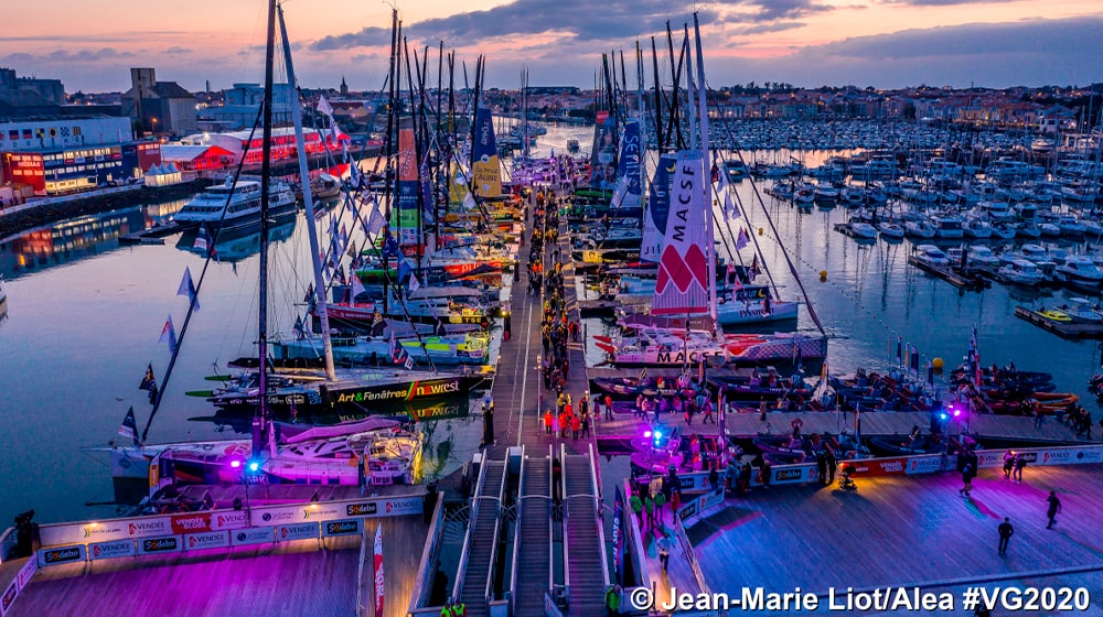 Vendée Globe Village Highlights