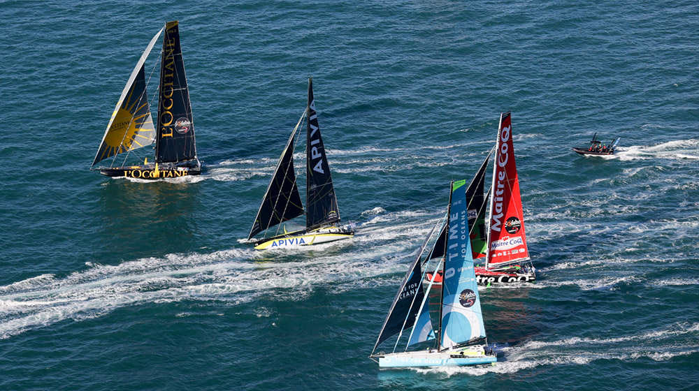 Vendée Globe Review