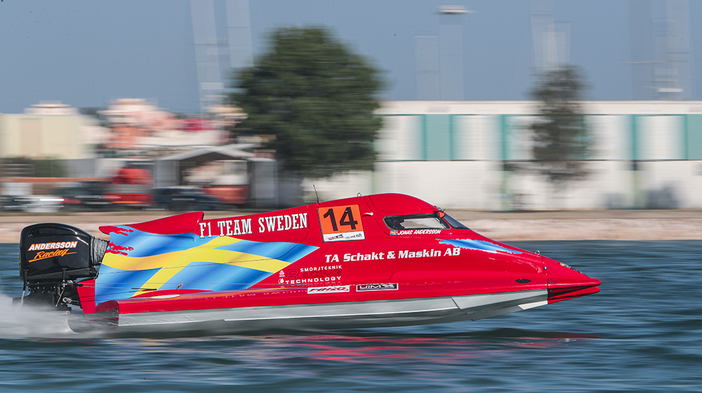 H2O Racing: F1H2O World Championship