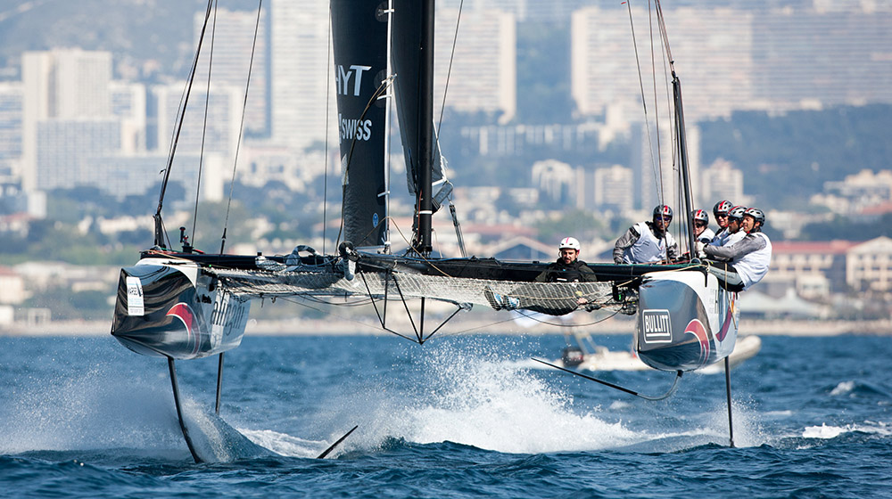 Speed Catamarans GC32