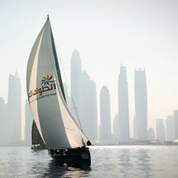 EFG - Sailing Arabia The Tour